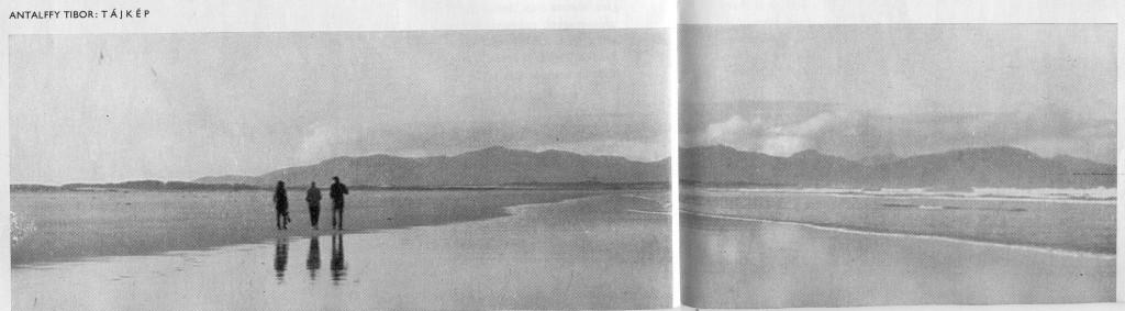 A fotókörök országos versenyében (1966), Az Egyesült Izzó - TUNGSRAM színekben indulva a 2. helyezést értem el ezzel a képpel, ami megjelent a FOTO magazin 1967/1 számában. [a magazin ára 8 Ft. volt]