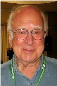 Peter Higgs (2011-ben)